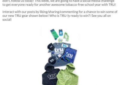 TRU Gear and Social Media