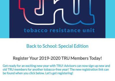 TRU Back to School Edition